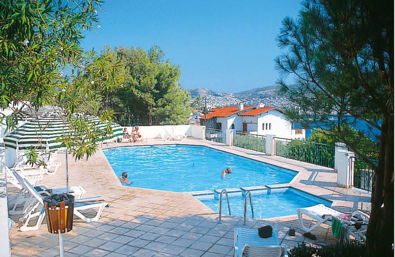 Aparthotel Anthemis - Samos stad - Samos